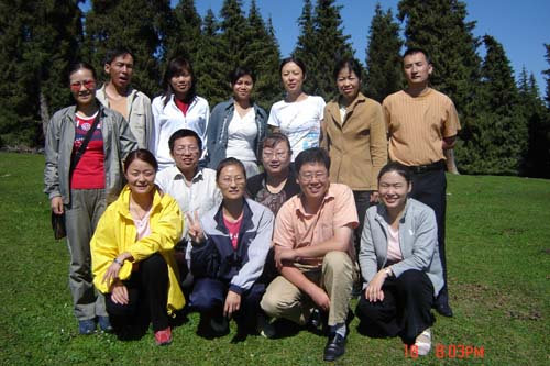 2004年南山度假休闲