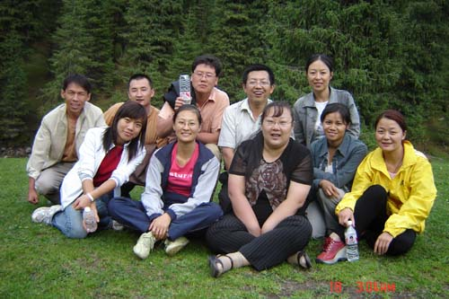 2003年南山天文台